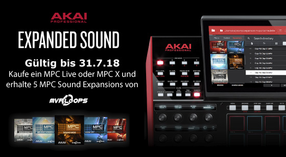 AKAI MPC Promotion